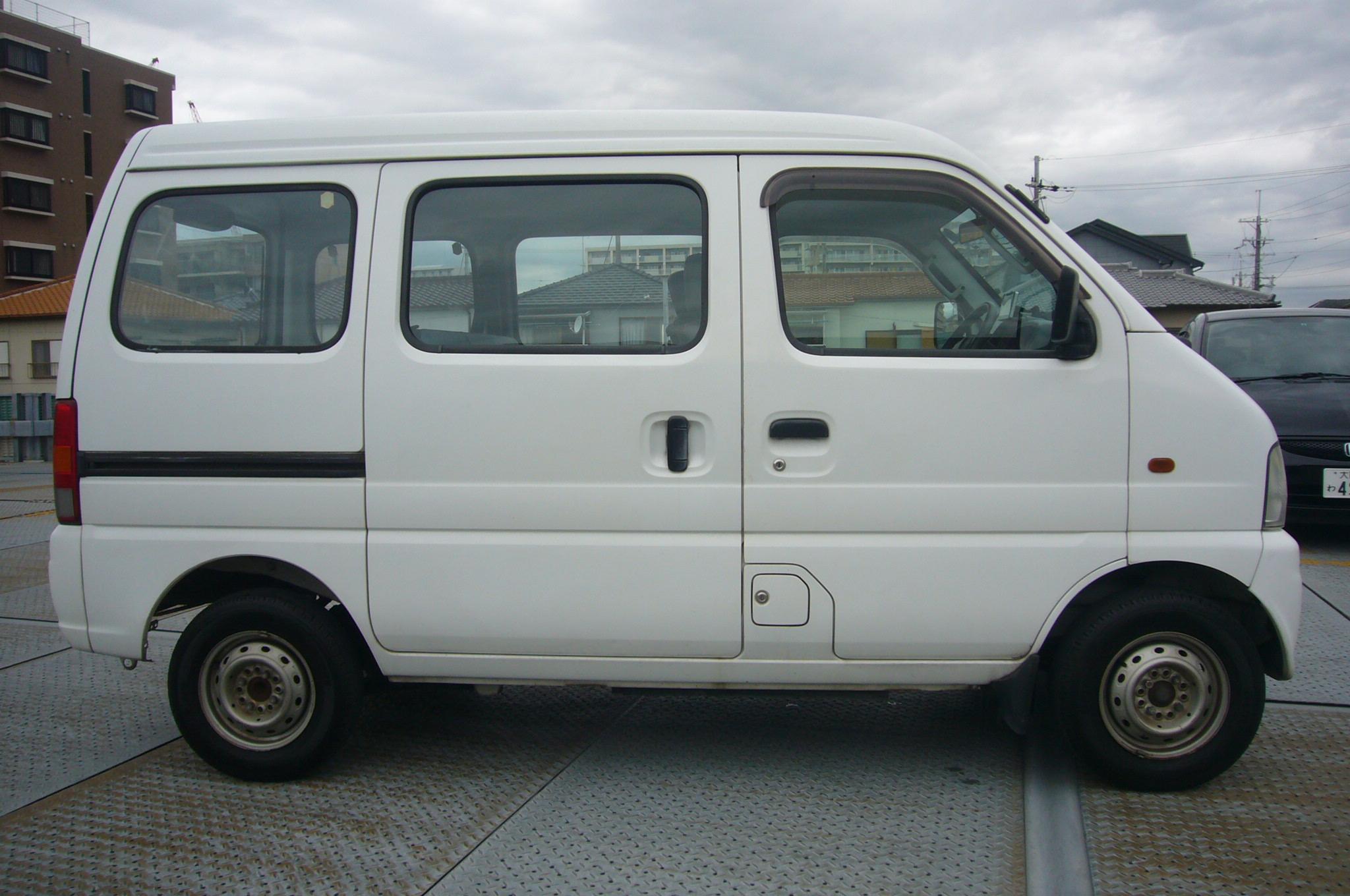 ab05e452d7 エブリイバン 16年式 車体価格10万円   レンタカー ‐ テラニシモータース